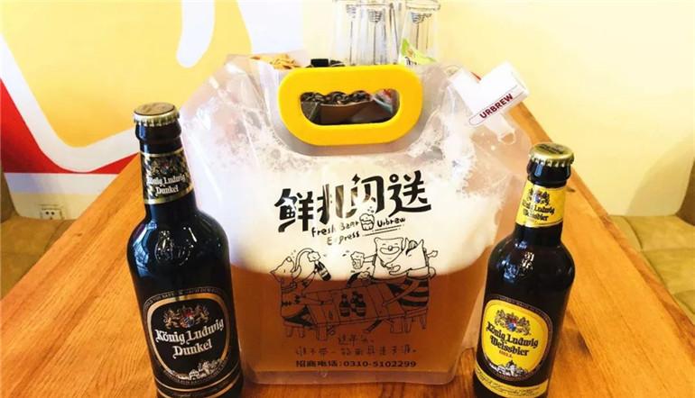 优布劳门店突破千家,销售增长10倍!精酿啤酒将打破国产啤酒龙头的垄断地位?